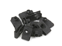 "1/4"" Clip Nuts (10 Pack)"