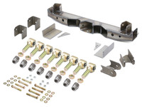 Double Triangulated Rear 4-Link Suspension Kit (No Links, Standard)
