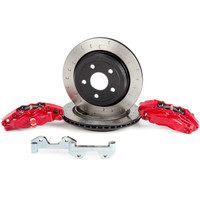 Alcon Big Brake kit for the front of a Jeep JK, BKF5459AX02