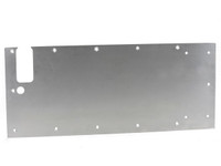 "3/16"" thick Aluminum cover for your tail gate."