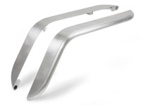 "Jeep TJ/LJ/YJ/CJ 4"" Flare Comp Rear Tube Fenders - Aluminum"