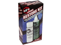 AFE Power Air Filter Restore Kit: 6.5 oz Blue Oil & 12 oz Power Cleaner