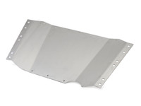 YJ Belly Up Skid Plate - Aluminum