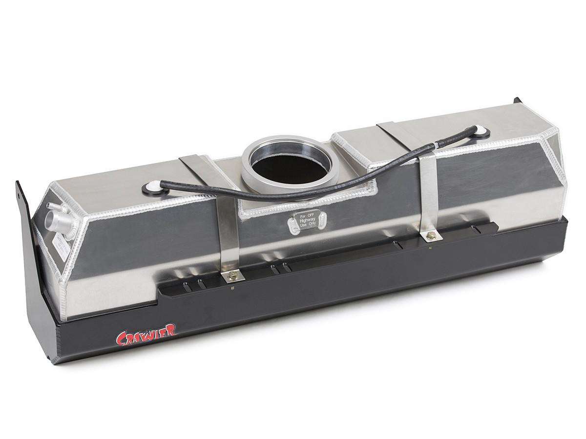 TJ/LJ Crawler™ ALIEN Gas Tank & Skid Plate (11 Gal)