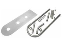 Engine/Transmission Skid Plate Kit