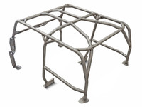 GenRight Off Road Jeep CJ-7 Full Roll Cage Kit Shown with no optional bars