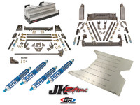 JK Extreme Coilover Suspension Package (2 Door)