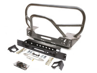 JK Trail/Grill Guard Front Bumper - Steel