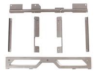 JK Rear Seat Mounting Kit, 4 door