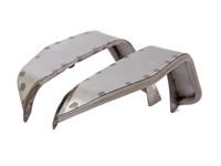 "JK 4"" Flare Front Tube Fenders - Steel"