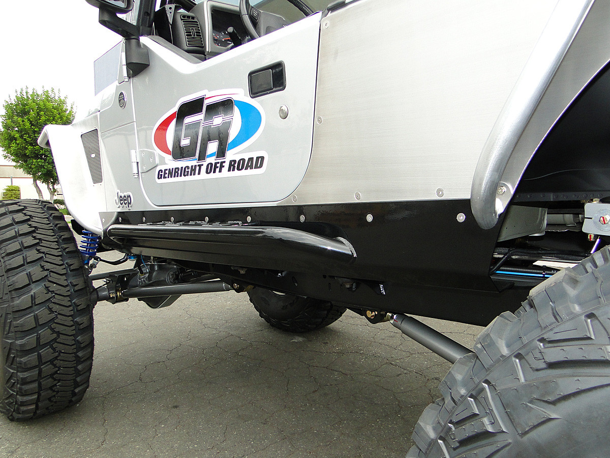 Stretched LJ with GR Mini Boat Side Rockers