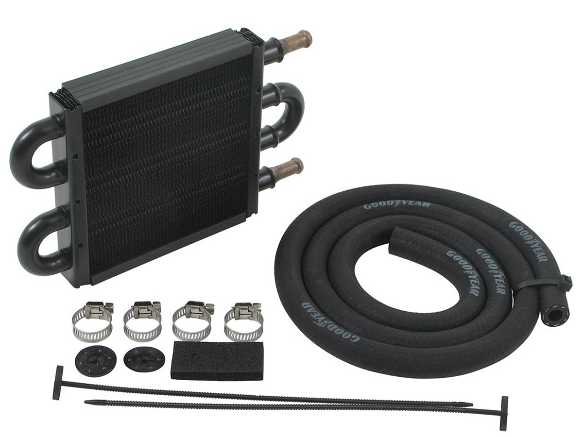 Power Steering Cooler : Power steering cooler pass genright jeep parts