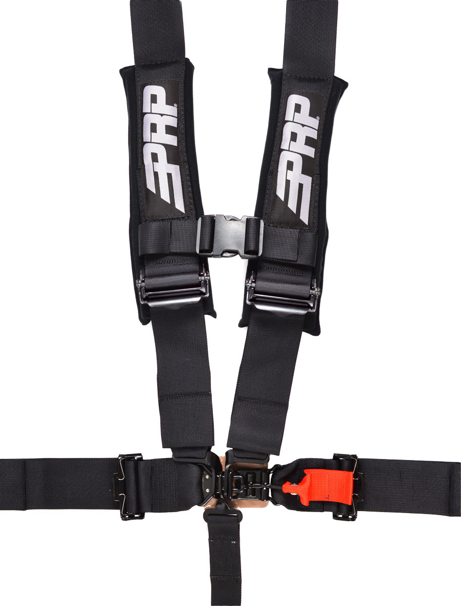 Prp 53 Point Harness Black Genright Jeep Parts Cj In