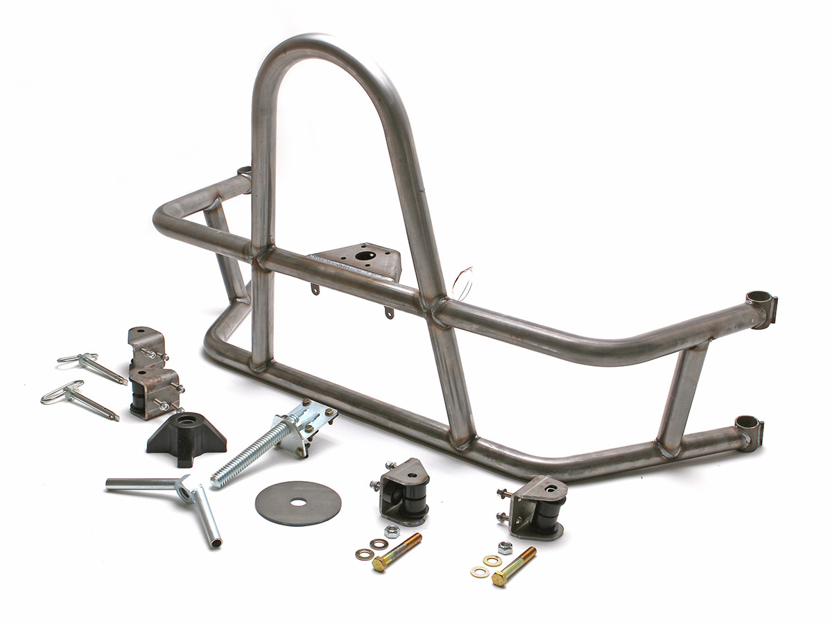 Jeep Tj Parts >> TJ/LJ Swing Out Rear Tire Carrier - Steel | GenRight Jeep Parts