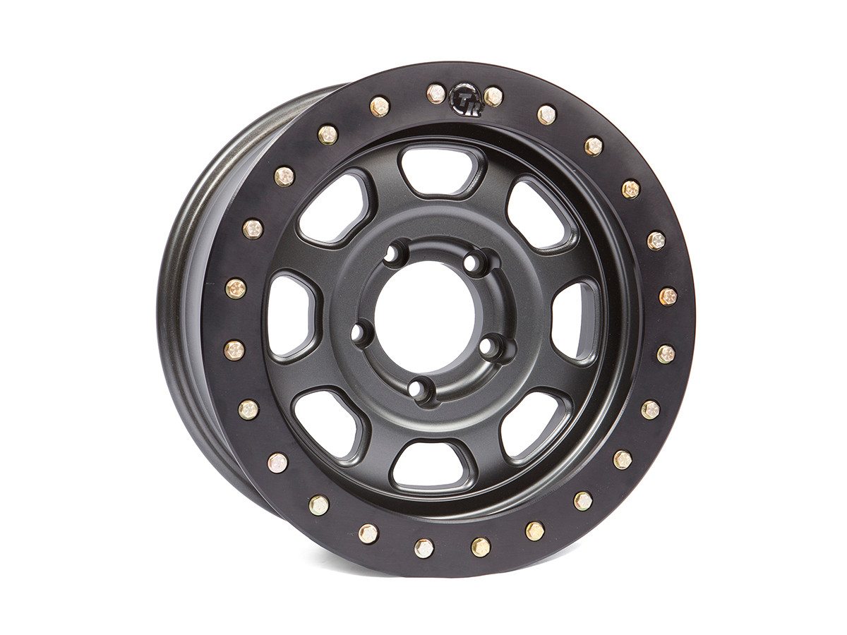 Trailready Beadlock Wheel Genright Jeep Parts