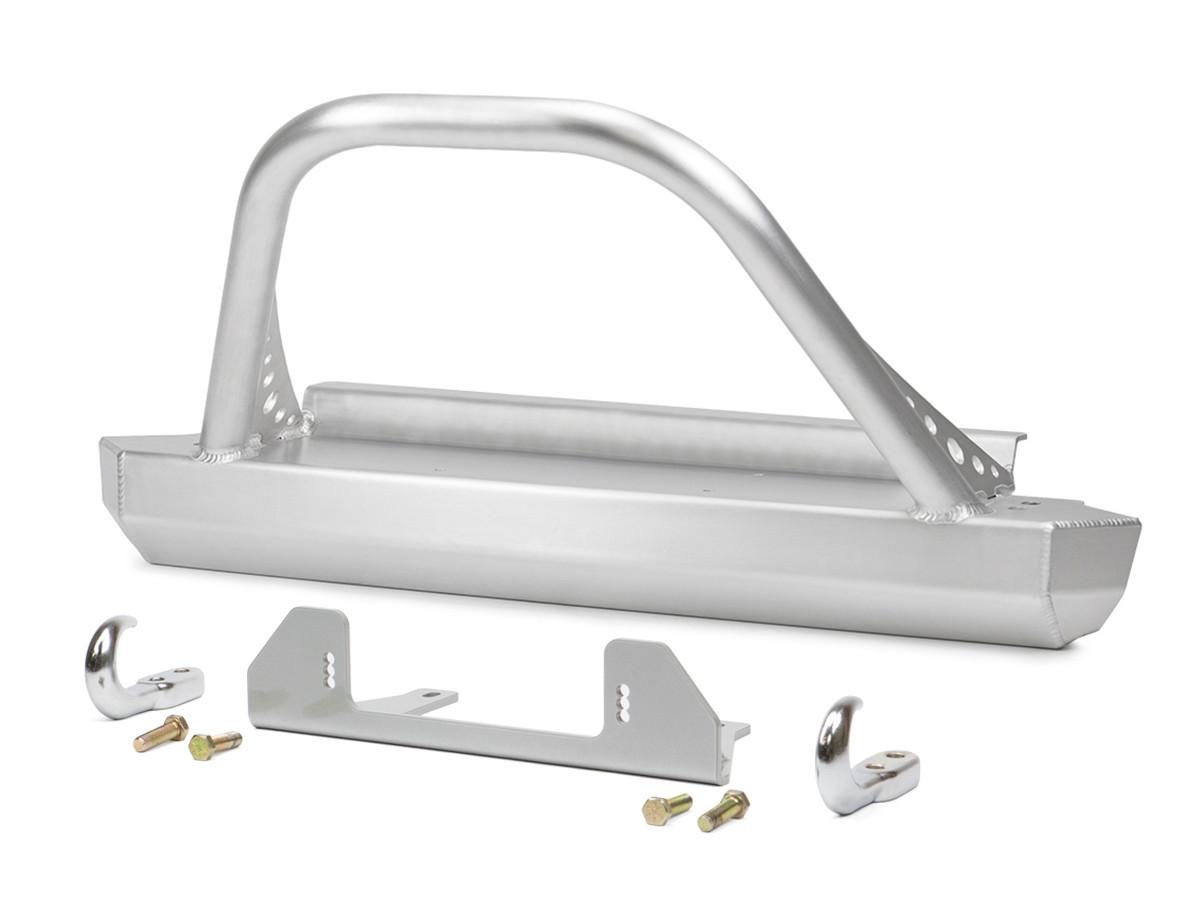 YJ Winch Guard Front Bumper - Aluminum