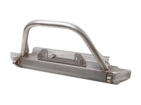 Steel YJ Winch Guard Front Bumper