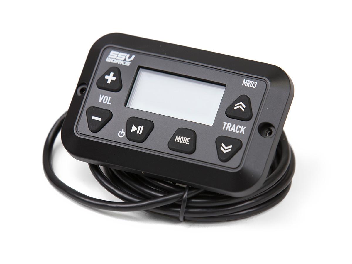 SSV MRB3 Weather Proof Audio Control Unit