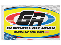 GenRight Official 3'x5' Flag