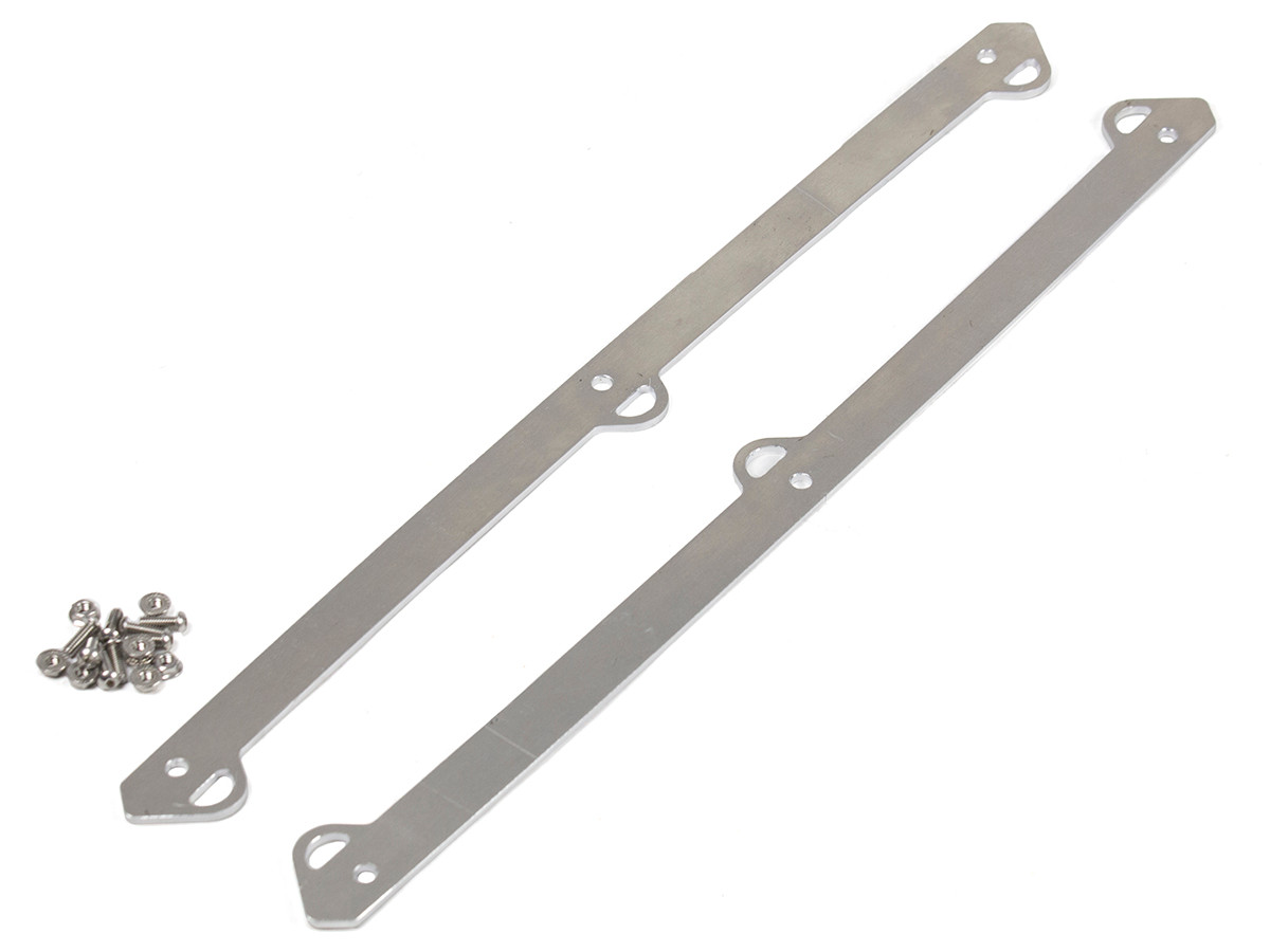 GenRight Jeep JK Bed Rail Tie Down System (4 Door)