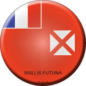 Wallis Futuna Country Wholesale Novelty Metal Circular Sign