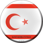 Northern Cyprus Country Wholesale Novelty Metal Circular Sign