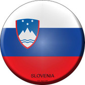 Slovak Republic Country Wholesale Novelty Metal Circular Sign