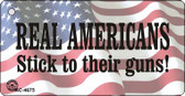 Real Americans Wholesale Novelty Key Chain