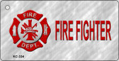 Fire Fighter Wholesale Novelty Key Chain