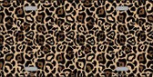Leopard Print Background Wholesale Metal Novelty License Plate LP-7927