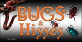 Bugs and Hisses Wholesale Novelty Key Chain KC-8013