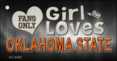 This Girl Loves Oklahoma State Wholesale Novelty Key Chain
