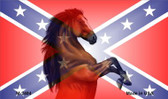 Confederate Stallion Wholesale Novelty Metal Magnet