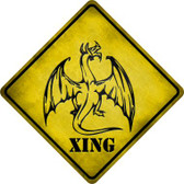 Dragon Xing Wholesale Novelty Metal Crossing Sign