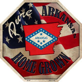Arkansas Home Grown Wholesale Metal Novelty Stop Sign