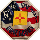 New Mexico Home Grown Wholesale Metal Novelty Stop Sign