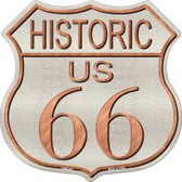 Historic Route 66 Highway Shield Wholesale Novelty Metal Magnet
