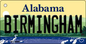 Birmingham Alabama Background Metal Novelty Wholesale Key Chain