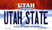 Utah State Utah State License Plate Wholesale Magnet