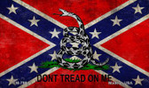 Confederate Don't Tread Novelty Wholesale Magnet