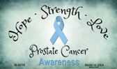Prostate Cancer Wholesale Novelty Magnet M-8319