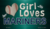 This Girl Loves Her Mariners Wholesale Magnet M-8091