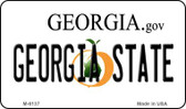 Georgia State University License Plate Novelty Wholesale Magnet M-6137