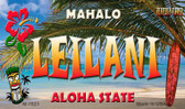 Leilani Tiki Novelty Wholesale Metal Magnet M-7823