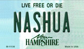 Nashua New Hampshire State License Plate Wholesale Magnet M-11136