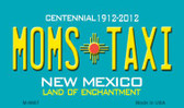 Moms Taxi New Mexico Novelty Wholesale Magnet