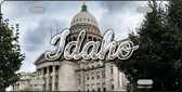 Idaho Capital Building Wholesale State License Plate LP-11596