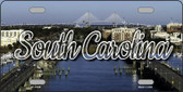 South Carolina City Bridge Wholesale State License Plate LP-11629