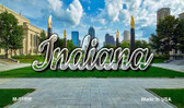 Indiana Sunny Park Wholesale Magnet M-11598