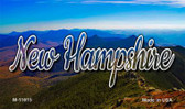 New Hampshire Mountain Range Wholesale Magnet M-11615